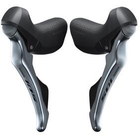 Shimano 105 ST-R7000 Schalt-/Bremshebel Set 2x11 silber